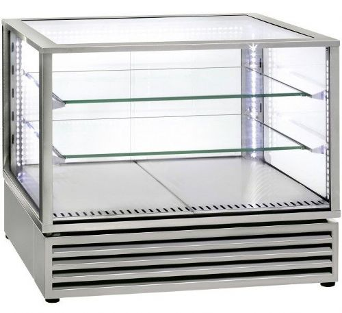 Roller Grill CD800 Stainless Horizontal refrigerated display Refrigerated Displays